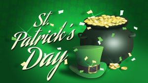 Happy St. Patricks Day 2020